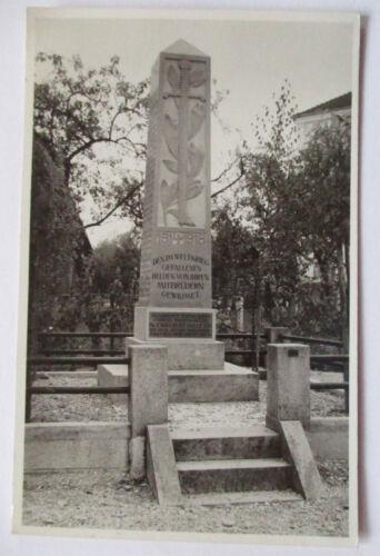 Österreich, Untiefenhofen, Kriegerdenkmal, 1936 aus Wels (8053)