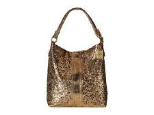 NWT Frye Deborah Studded Hobo GOLD Glazed Vintage Leather Bag Handbag MSRP $598