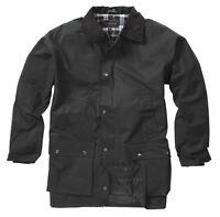Brand Cotton Wax Riding Hunting Jacket S-xxl