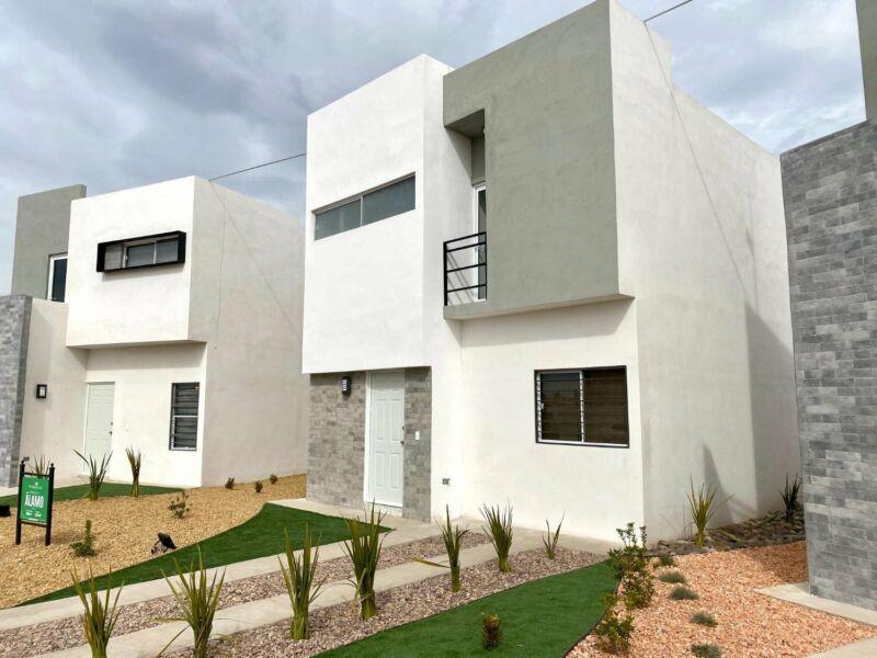 Casa en Venta en Gran Veredas del Sur, Chihuahua, 3 Recámaras