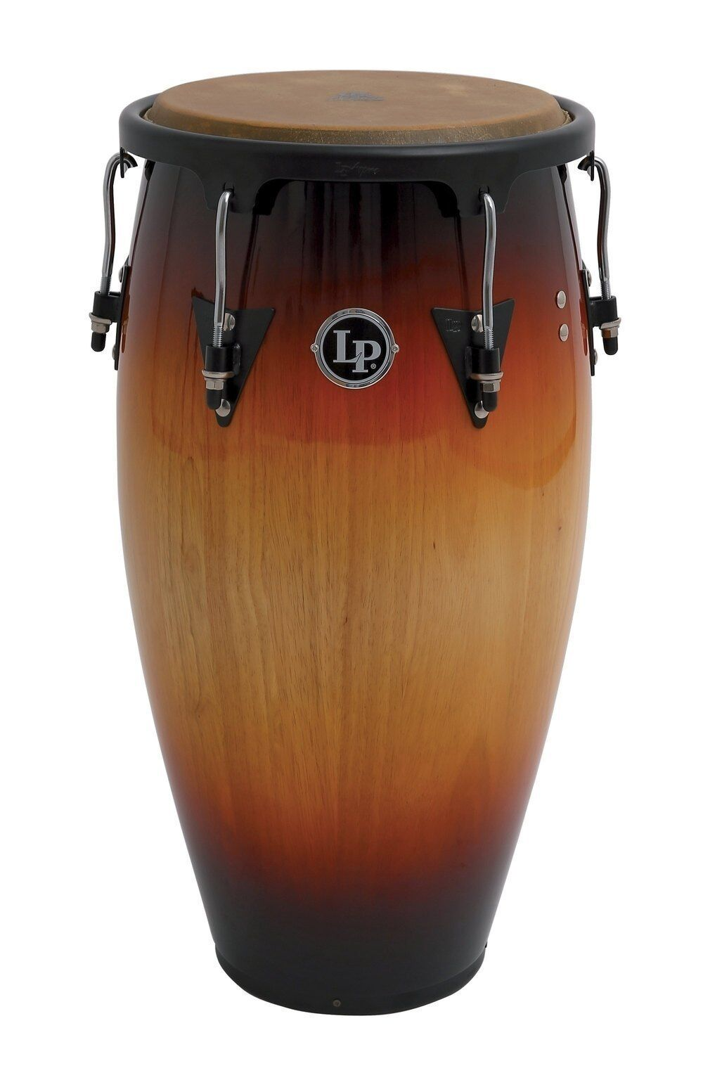 "Latin Latin Latin Percussion Conga Aspire 12"" Vintage Sunburst Latin Percussion 59b140"