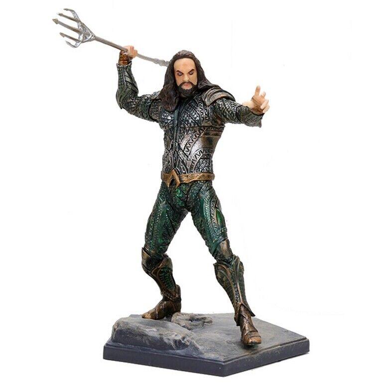 2019 DC Justice League Aquaman 1 10 Art Scale Figure Toy Doll