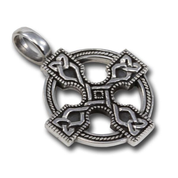 925 Sterlingsilber Keltischer Anhänger Kelten Kettenanhänger Silber Schmuck Ungleiche Leistung