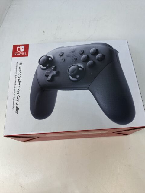 New Nintendo Switch Pro Controller New Sealed