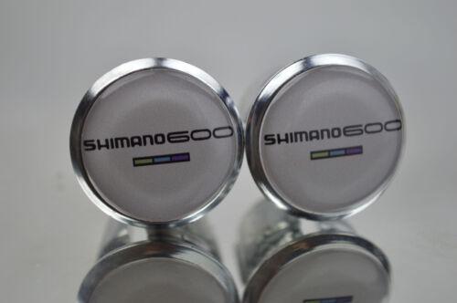 Shimano 600 ultegra Plugs Caps Topes Tapones bouchons lenker endkappe Tappi