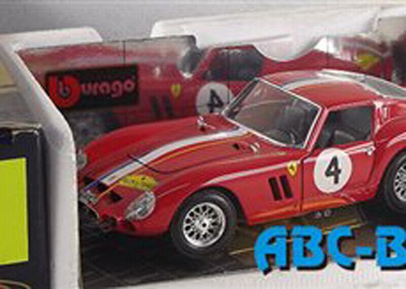 SMSTKM18025 Ferrari 250 Gto 62  4 Rally Du Tourquet 1965 Guichet-CleSiet Basic