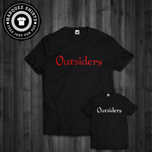 T Shirt The Outsiders Woflpack nWo Nash Hall Wrestling Wolfpac WCW