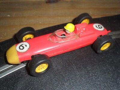 Scalextric 4 Nuovo Grippy Slick Auto Pneumatici Formula Junior C72,c73,c86 Ecc