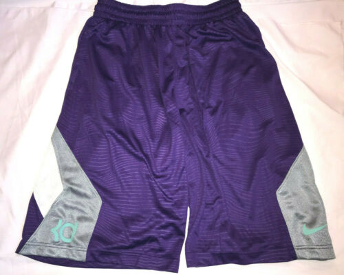Purple : MSRP $40 618311-547 NIKE Men/'s Kevin Durant KD Basketball Shorts