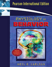 Physiology of Behavior, Good Condition Book, Neil R. Carlson, ISBN 9780205496921