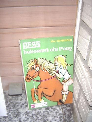 1 von 1 - Bess bekommt ein Pony, von Maj Rehbinder