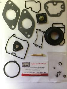Mikuni 34SHVT Carburator Kit