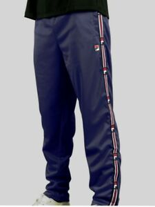 FILA-MEN-039-S-USH-TAPE-PANTS-RED-NAVY-BLACK