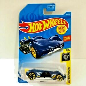 Mattel-Hot-Wheels-diapositiva-Kick-Nuevo-Sellado