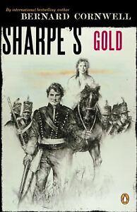Sharpe-039-s-Gold-by-Bernard-Cornwell
