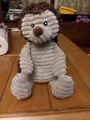 Teddy Bear Stuffed Toy, Unipak Kordy Jr Hedgehog 12