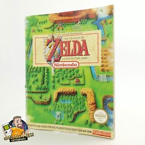 Super Nintendo Spieleberater The Legend of Zelda a link to the Past | Guide