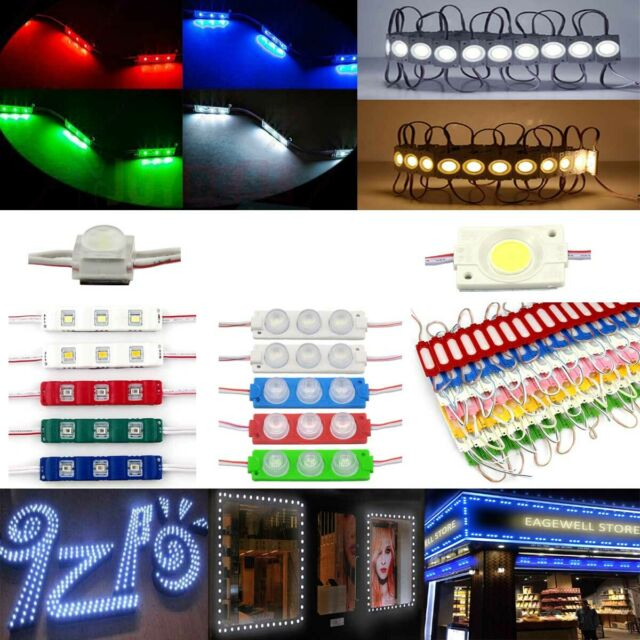 Ledberg Led Lights 3 Strip Multi
