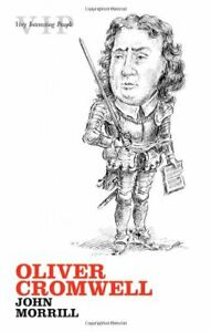 Oliver-Cromwell-Very-Interesting-People-by-Morrill-John-Paperback-Book-The