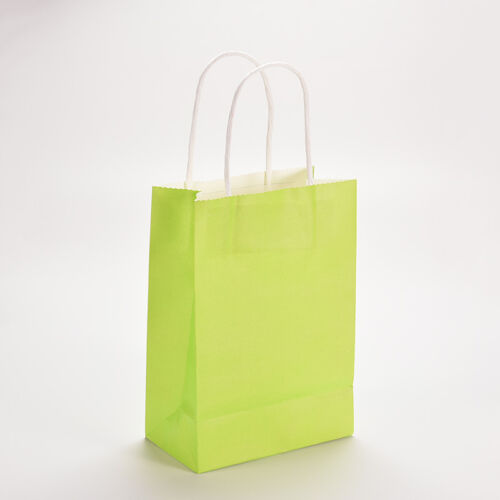 5X Luxury Party Bags Kraft Paper Gift Bag With Handles Recyclable Loot Bag SP