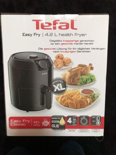 Tefal Heissluftfritteuse Easy Fry Classic 4.2 Neu  Q9GrP