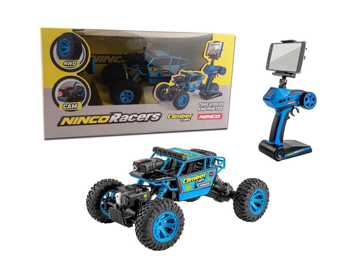 Nincoracers NH93110. Auto Funkfernsteuerung Bergsteiger Cam Crawler 4WD mit