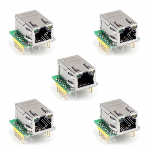 HR961160C USR-ES1 W5500 Chip SPI to LAN// Ethernet Konverter TCP//IP Modul AH