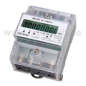 Stromzaehler-PORTOFREI-Drehstromzaehler-S0-LCD-20-80-A-fuer-DIN-Hutschiene-digital