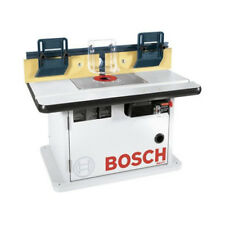 Bosch RA1171 15.0 Amp Cabinet Style Laminated Router Table New