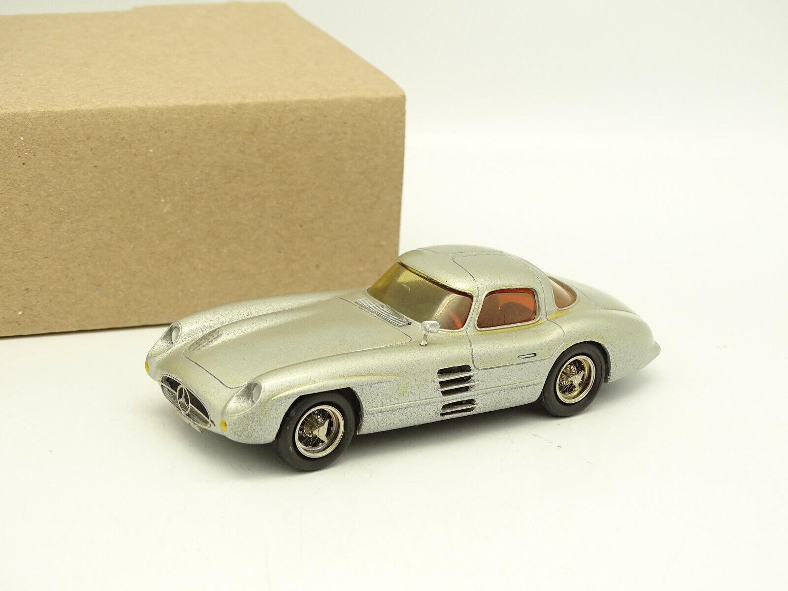 punto de venta Mrf Mrf Mrf Kit Montado Resina 1 43 - Mercedes 300 SLR 1955  Ahorre 35% - 70% de descuento