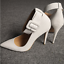 Womens-Pointed-Toe-Ankle-Strap-Party-Evening-Plus-Stiletto-High-Heel-Pump-Shoes thumbnail 8