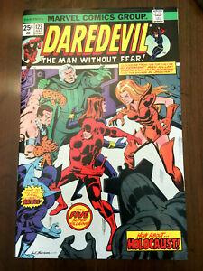 DAREDEVIL-123-Black-Widow-1975-HIGH-GRADE-BRONZE-AGE