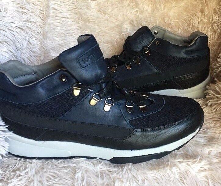 designer online Slate And Stone Decator leather scarpe da ginnastica Navy    SZ 10.5 New  divertiti con uno sconto del 30-50%