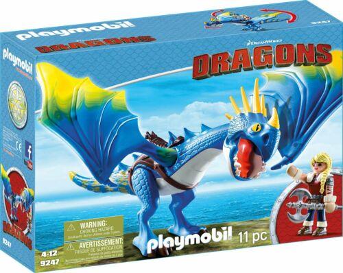 9247 Astrid mit Sturmpfeil PLAYMOBIL Dragons