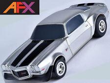 AFX 1970 Chevy Camaro Z28 Silver HO Slot Car Mega G+ MegaG+ Tomy AFX21049 21049