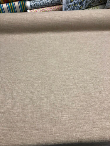 Sampson Natural Chenille Upholstery Fabric Italian cut by the yard sofa