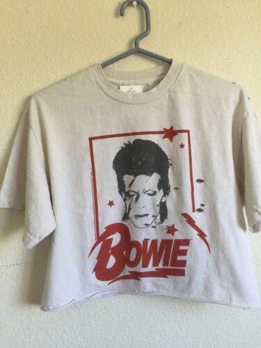Brandy David Beige Bowie Nwt Ausschnitt Distressed Melville Priscilla s M Top 6C1w6qPrx