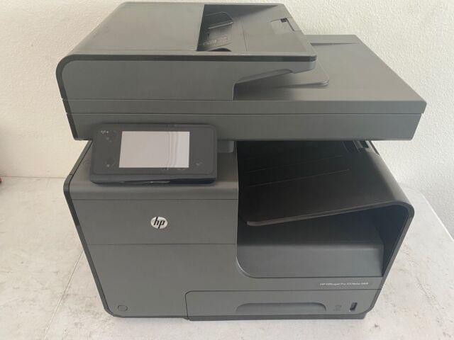 HP Officejet Pro X576dw Inkjet Printer - TESTED WORKS