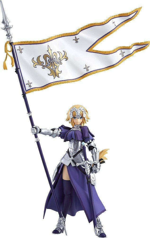 Max Factory Fate Grand Order Ruler Jeanne d'Arc figma Action Figure