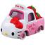 Takara-Tomy-Dream-Tomica-152-No-152-Hello-Kitty-Apple-Carry miniatura 1