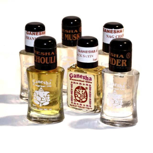 Essential Fragrance Oils 14 Fragrances - you pick e.g Amber, Black Satin, G
