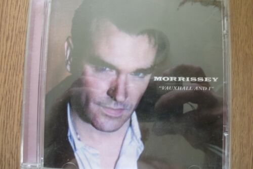 """1 of 1 - MORRISSEY - """"Vauxhall And I"""" (CD) . FREE UK P+P ................................"""