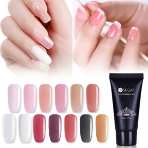 Details About Ur Sugar Poly Extension Gel Nail Builder Tips Nail Extension Gel Nails Diy Tools