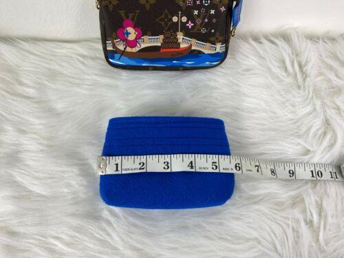 Mini Pochette Accessoires Felt Insert Organizer Handmade For LV MINI Pochette