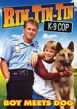 Rin-Tin-Tin: K-9 Cop - Boy Meets Dog (DVD, 2014)  BRAND NEW 10 Episodes