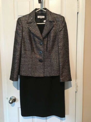Womans Kasper Mixed Sized  Dress Suit