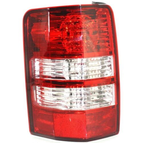 for 2008 2012 Jeep Liberty LH Left Driver Taillamp Taillight Lens//Housing