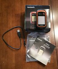 Garmin eTrex 20x Handheld GPS, 010-00970-10 Includes ONXMAPS HUNT Chip $$
