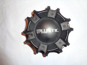 BALLISTIC BLACK 6 LUG CAP-WX04-135//139.7-6H LG0805-10 SGD0010  WX04FB JESTER CAP