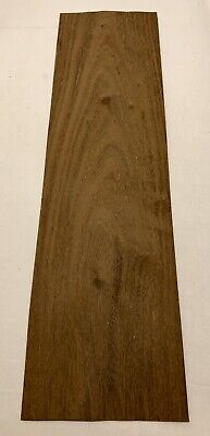 "41"" X 12.5"" Mahogany Wood Veneer 7 Sq Ft 2 WIDE Sheets"